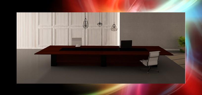 میز کنفرانس هایگلاسی مدل 476